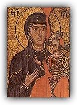 Παναγία Οδηγήτρια, Μονή Χιλανδαρίου